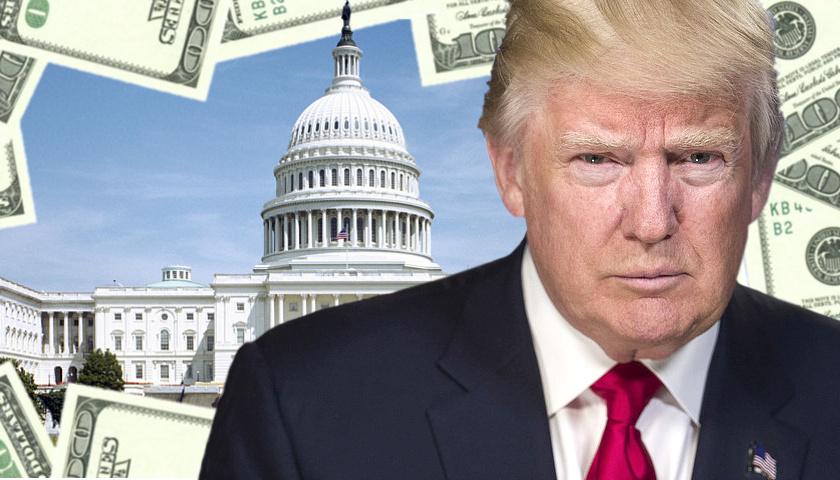 Trump-captial-spending-money