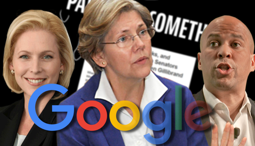 Google withdraws from Dem Fundraiser