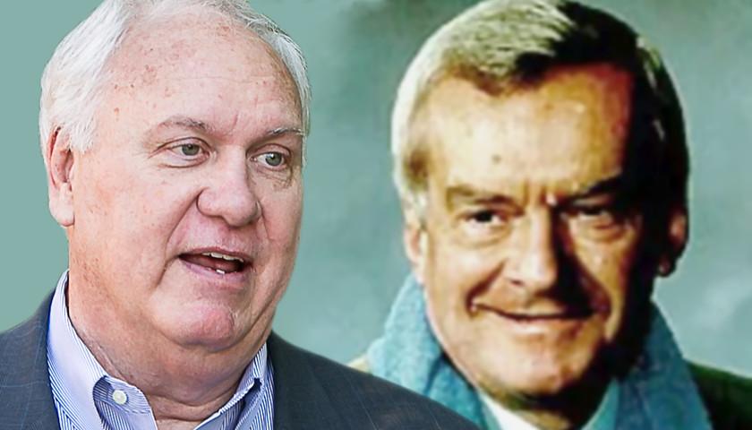 Steve Gill, John Ward