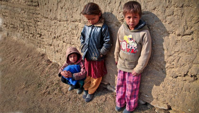 unaccompanied children
