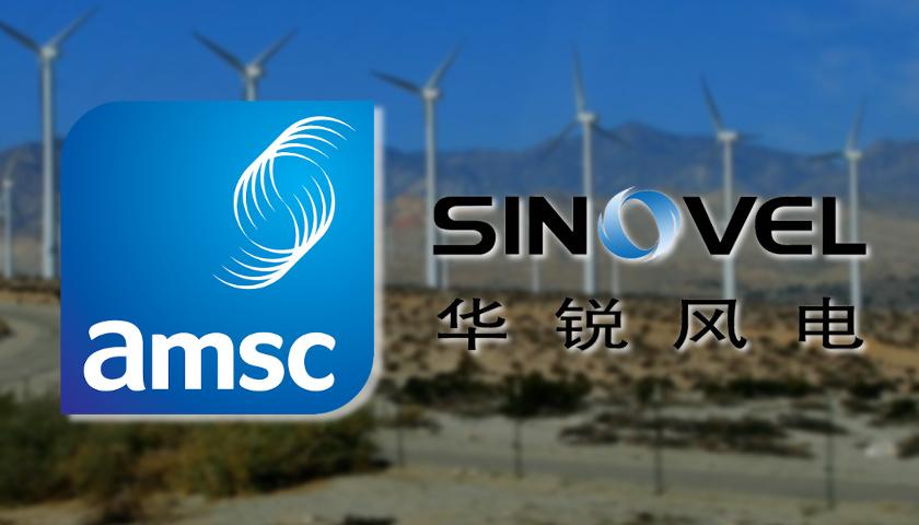 AMSC vs Sinovel
