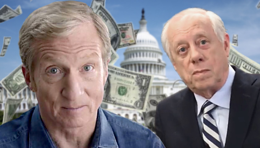 Tom Steyer, Phil Bredesen
