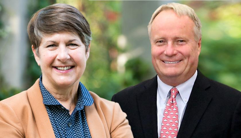 Betsy Rader, David Joyce