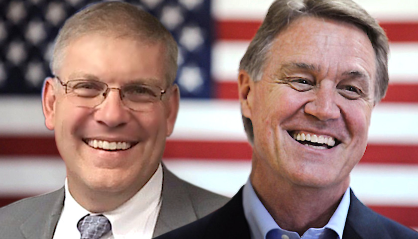 Barry Loudermilk, David Perdue