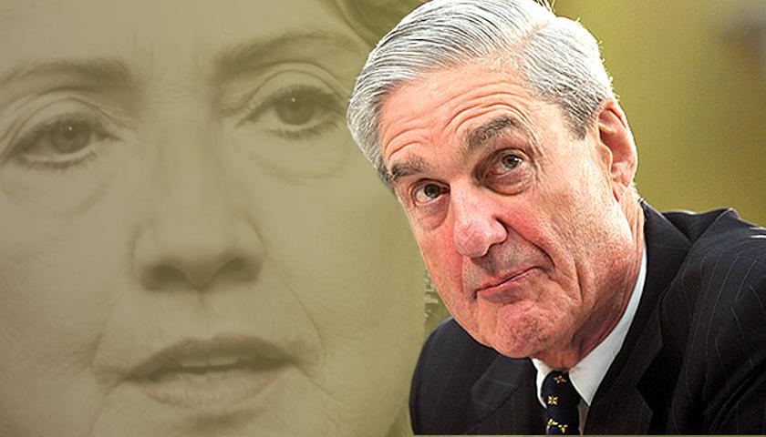 Robert Mueller, Hillary Clinton