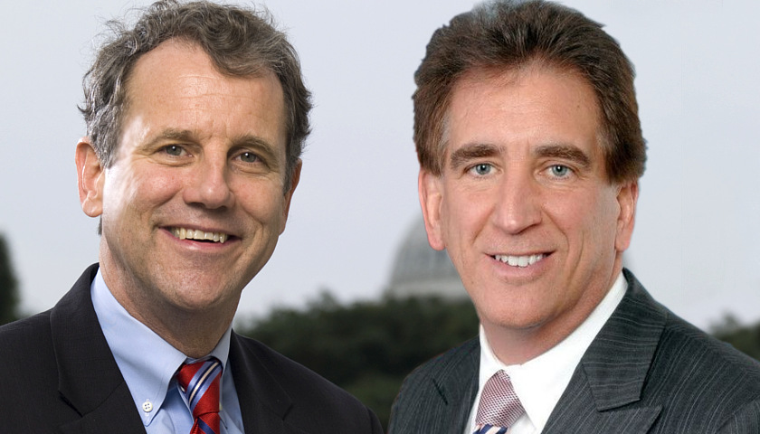 Sherrod Brown, Jim Renacci