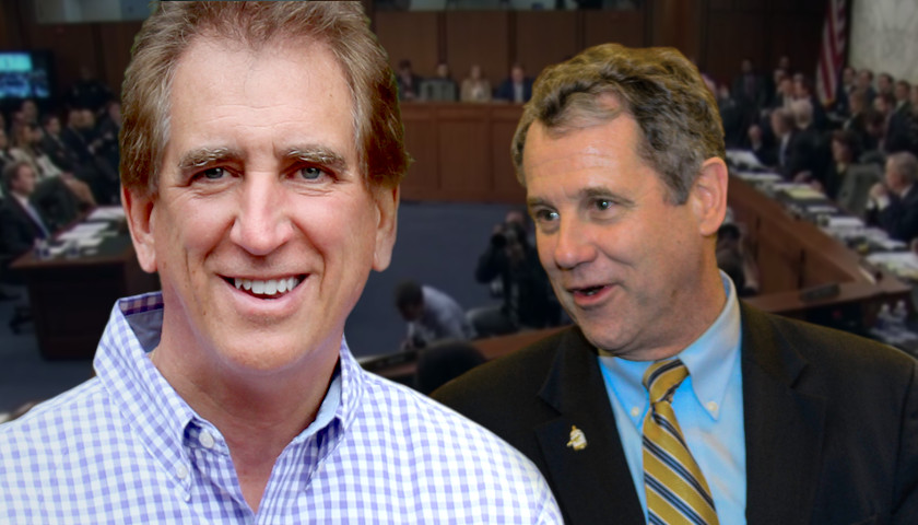 Jim Renacci, Sherrod Brown