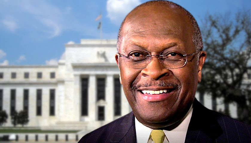 Herman Cain withdraws as Fed board nominee  |Herman Cain