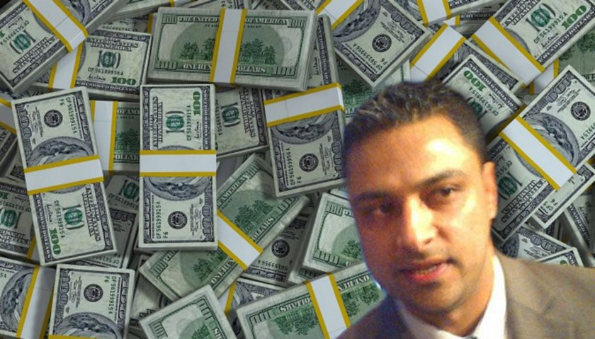 Awan with cash