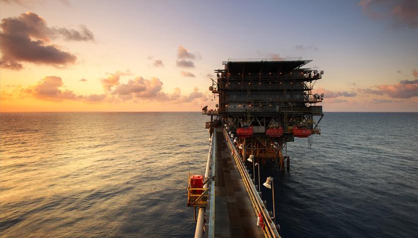 ocean oil drilling