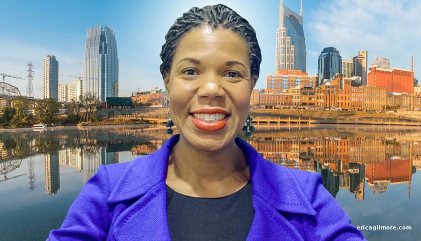 Erica Gilmore runs for Nashville Mayor
