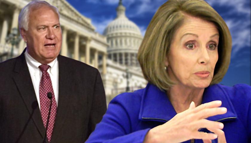 Gill and Pelosi