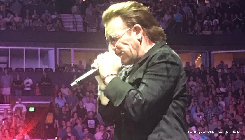U2 Twitter