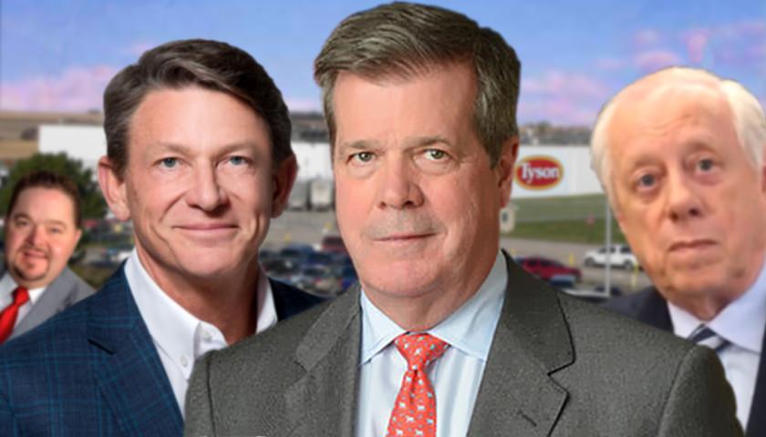 Boyd Dean and Bredesen