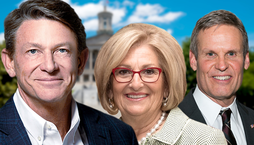 Randy Boyd, Diane Black, Bill Lee