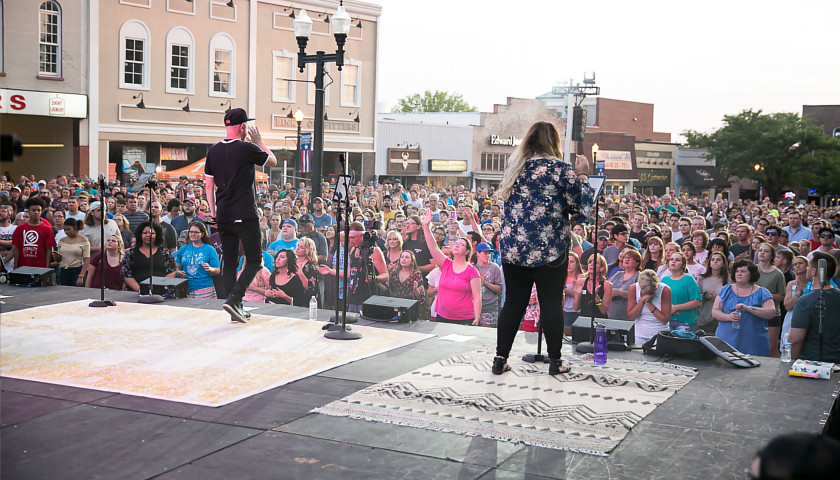 Worship on the Square 2018, Murfreesboro