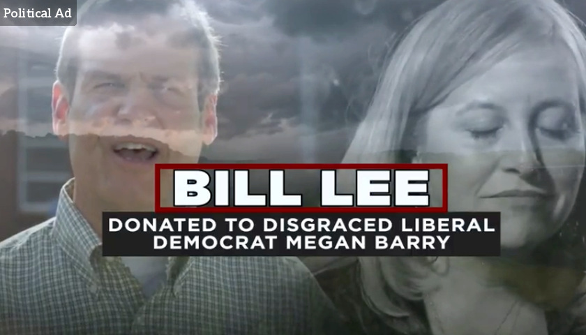 anti-Bill Lee political ad