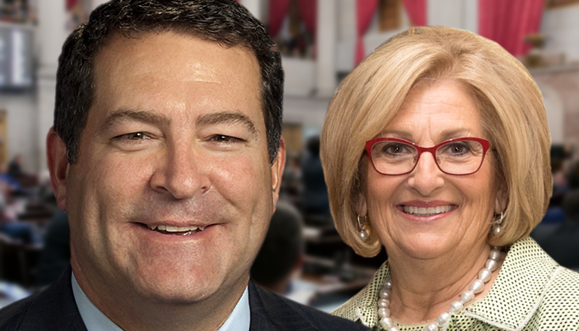 Mark Green, Diane Black