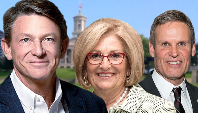 Randy Boyd, Diane Black, Bill Lee