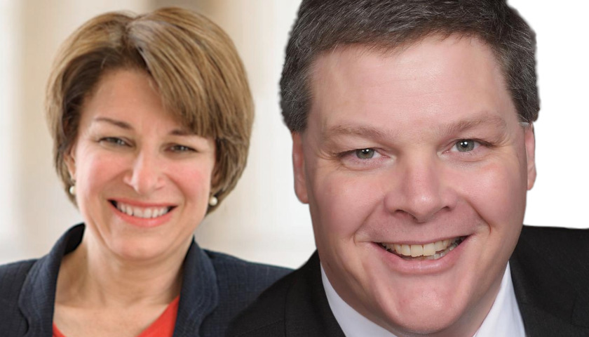 Klobuchar, Newberger
