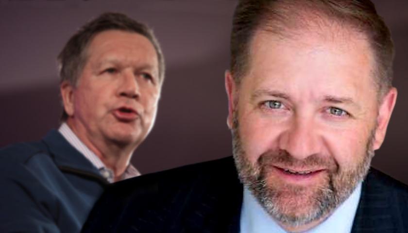 John Kasich, Bob Paduchik