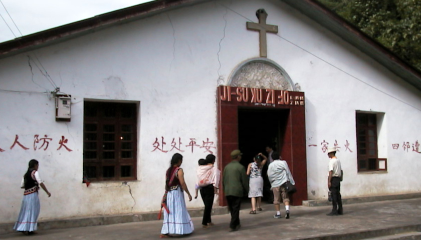 Christian Church in China