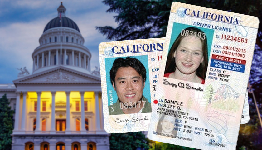 age to get drivers license in california