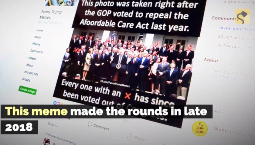 FAKE NEWS: Google and Facebook's Official Fact Checker