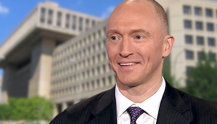 FBI's Desperate Pretext to Keep Spying on Carter Page: He Might Write a Book! – The Ohio Star