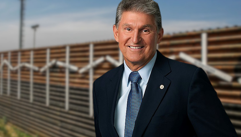 Joe Manchin Will Vote for the Wall - The Ohio Star