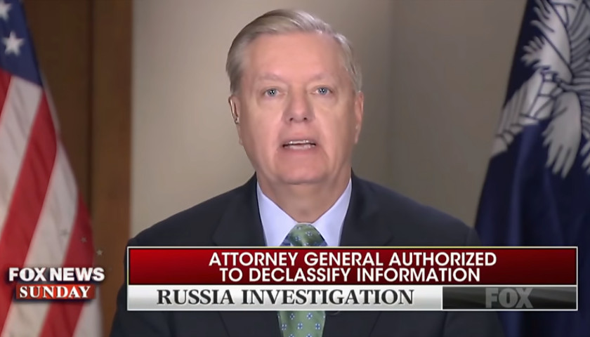 Senator Lindsey Graham: Obama Officials Worried About Being