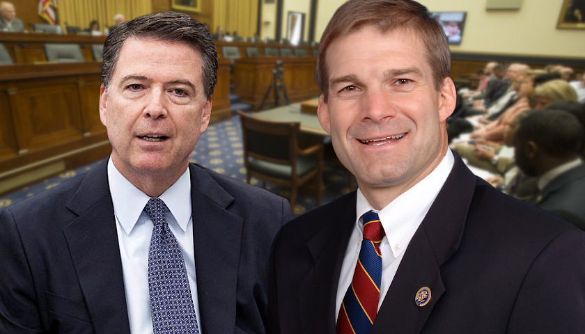 Jim Jordan Tears Into Comey: 'Owes the Country an Apology