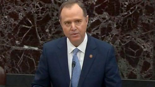 Impeachment House Manager Rep. Adam Schiff (D-CA-51)
