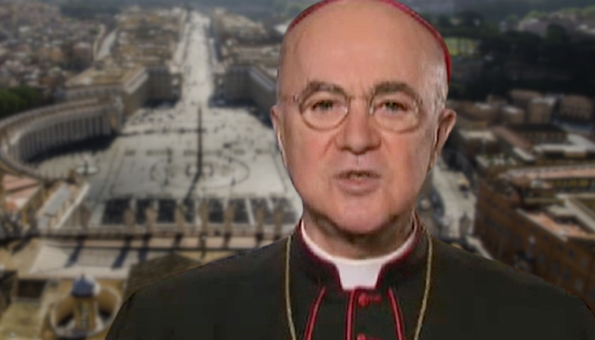 BOMBSHELL: Vatican Whistleblower Archbishop Viganò Tells Bannon Why Trump's Leadership Key to Defeated Deep State, Deep Church & Pope Francis' Alliance with Red China – The Ohio Star