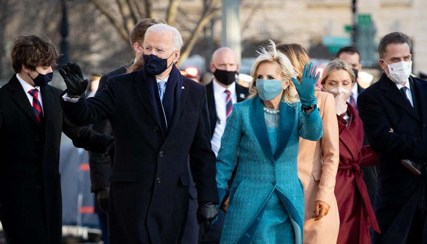 Commentary: Biden's Rapidly Deflating Honeymoon Balloon – The Ohio Star