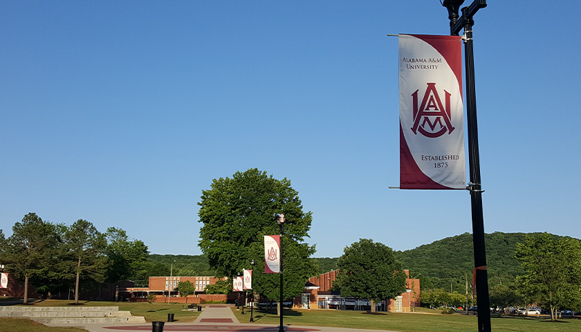 Alabama A&M Quad