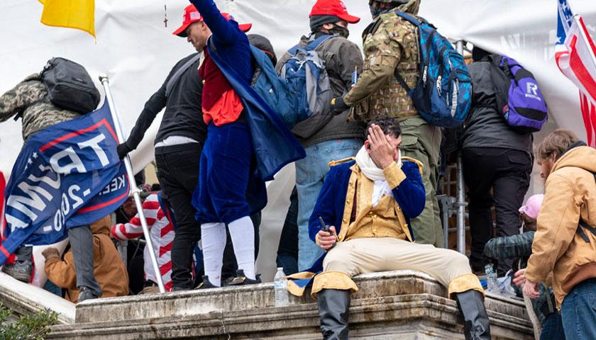 Jan. 6 United States Capitol riot