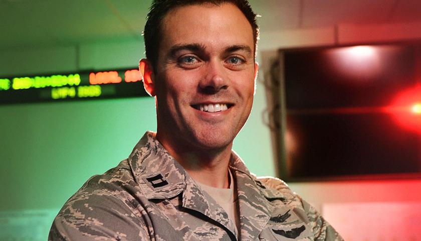 Lt. Colonel Matthew Lohmeier