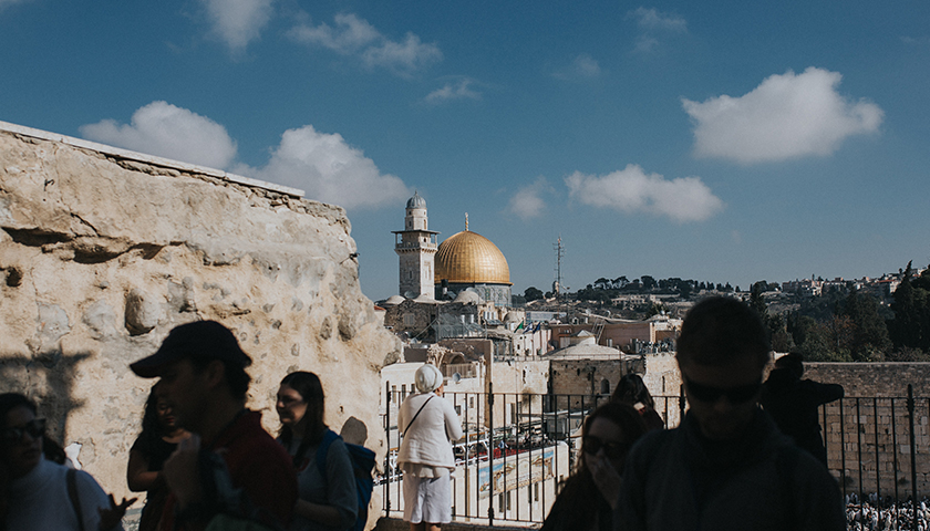 The Western Wall, Jerusalem, Israel