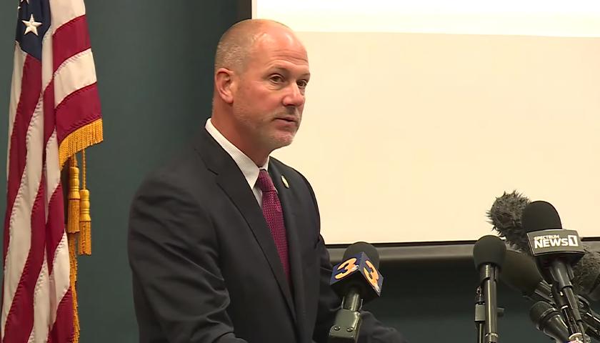 Pasquotank County District Attorney Andrew Womble