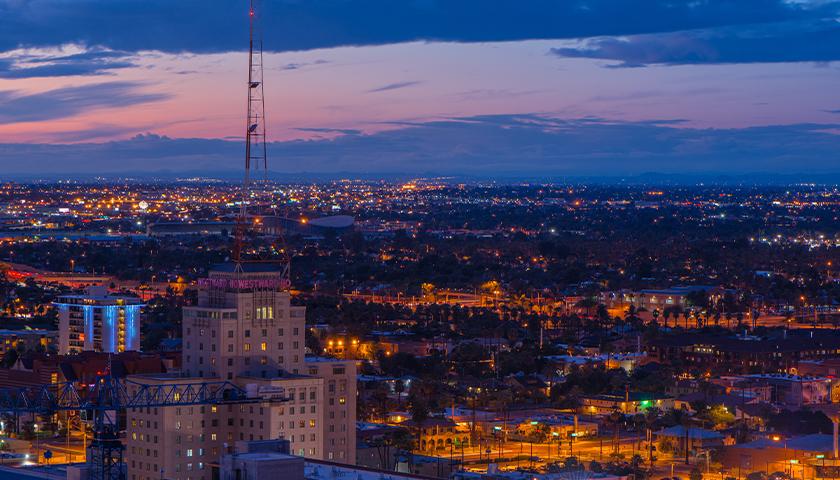 Phoenix, Arizona cityscape