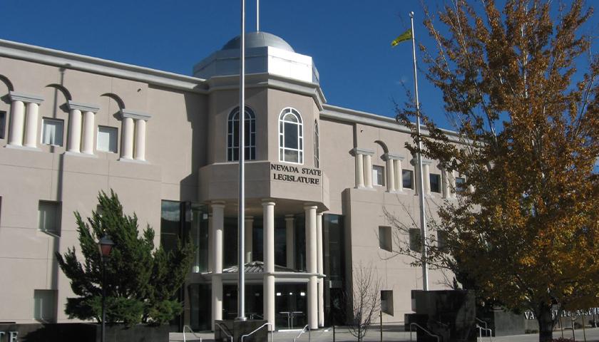 Nevada Legislature Building, Carson City, Nevada