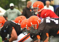 Cleveland Browns football defense