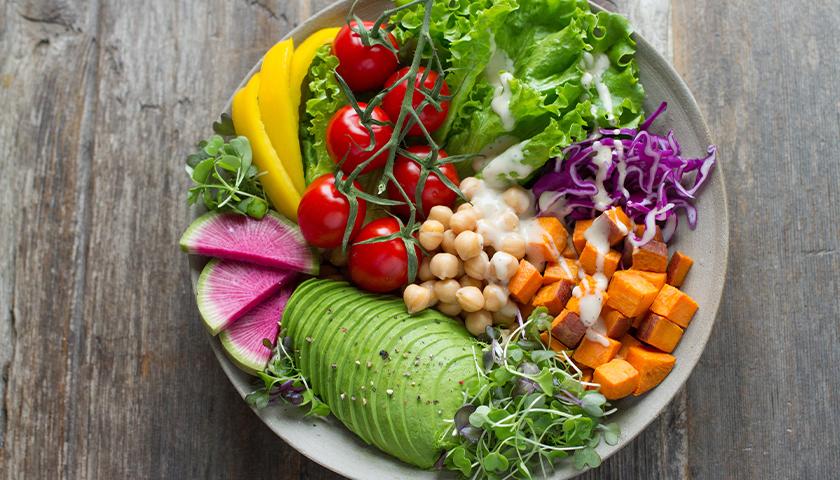 Vegan dish