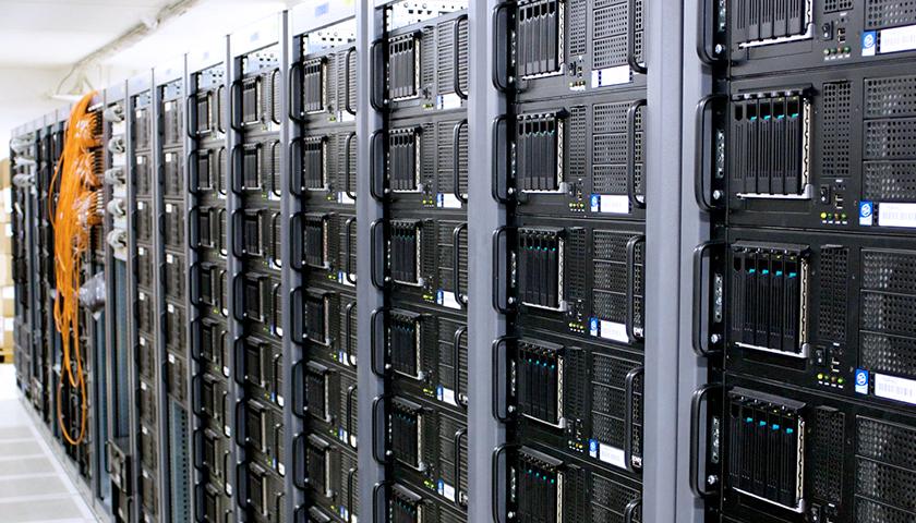 Big Tech Internet Infrastructure