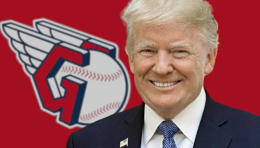 President Trump Blasts Cleveland Indians